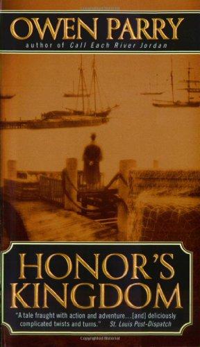 9780060510794: Honor's Kingdom (Abel Jones Mysteries)