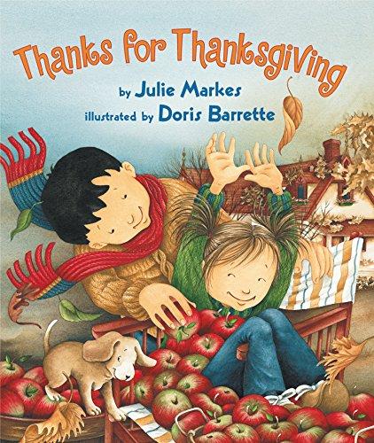 9780060510961: Thanks for Thanksgiving