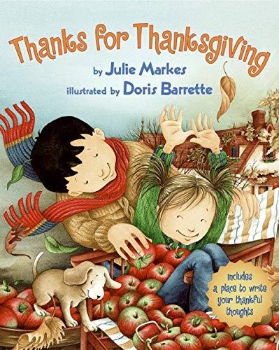 9780060510985: Thanks For Thanksgiving