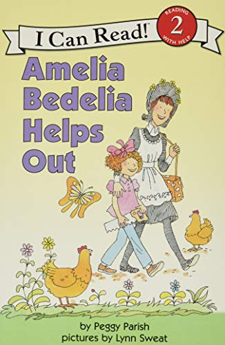 amelia bedelia helps out i can read level 2 by parish peggy