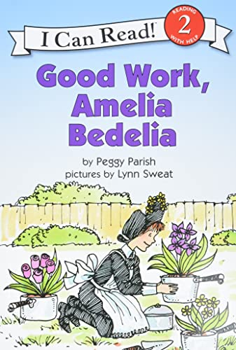 9780060511159: Good Work, Amelia Bedelia (I Can Read Level 2)