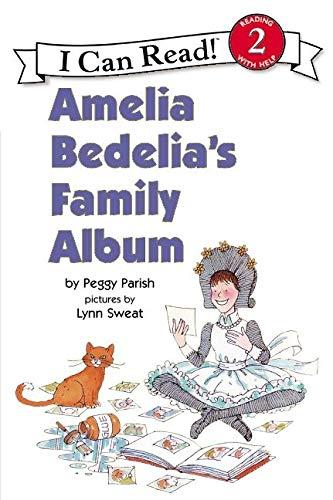 9780060511166: Amelia Bedelia's Family Album