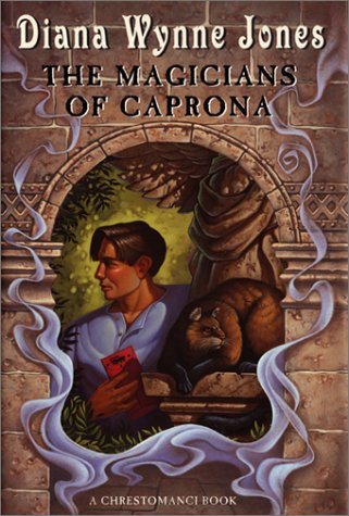 9780060511579: The Chrestomanci Series - the Magicians of Caprona (Chrestomanci)