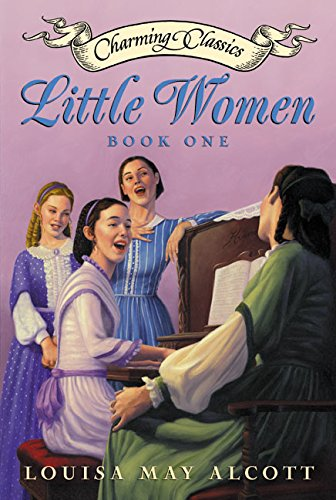9780060511807: Little Women Book One Book and Charm (Charming Classics)
