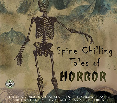 9780060511876: Spine Chilling Tales of Horror:A Caedmon Collection CD