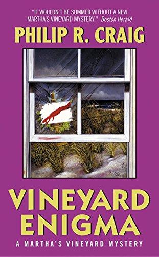 9780060511883: Vineyard Enigma: A Martha's Vineyard Mystery (Martha's Vineyard Mysteries (Avon Books))