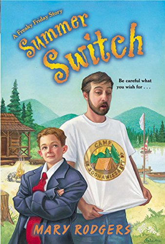 9780060512316: Summer Switch (Freaky Friday)