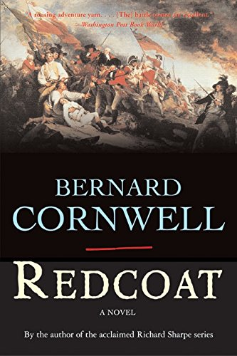 9780060512774: Redcoat (Richard Sharpe)
