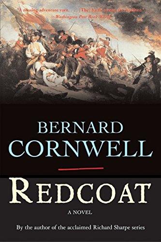 9780060512774: Redcoat