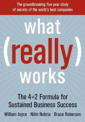9780060512781: What Really Works