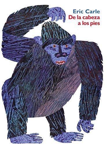 9780060513023: de La Cabeza a Los Pies: From Head to Toe