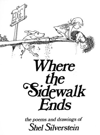 9780060513030: Where the Sidewalk Ends