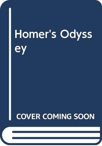 9780060513085: Homer's Odyssey