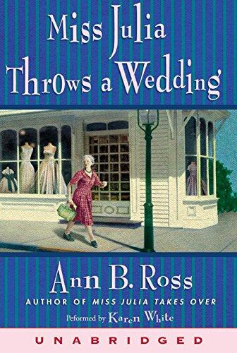 9780060513108: Miss Julia Throws a Wedding