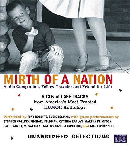 9780060513191: Mirth of a Nation: Audio Companion, Fellow Traveler and Friend for Life--Laff Tracks From America's Most Trusted Humor Anthology