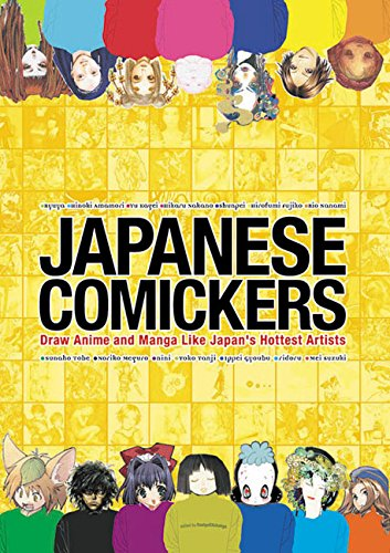 9780060513559: Japanese Comickers: Draw Anime and Manga Like Japan's Hottest Artists