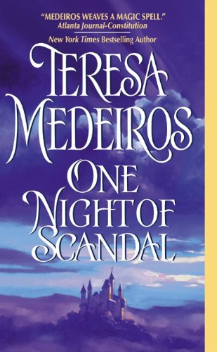 9780060513641: One Night of Scandal (Fairleigh Sisters)