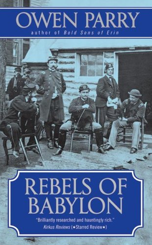 9780060513931: Rebels of Babylon (Abel Jones Mysteries)