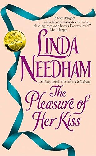 9780060514112: The Pleasure of Her Kiss (Avon Romantic Treasures)