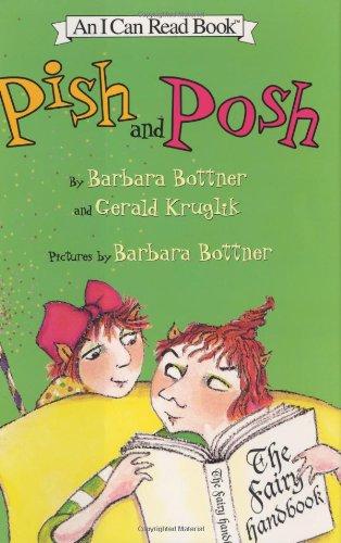 9780060514167: Pish and Posh (I Can Read Book 2)