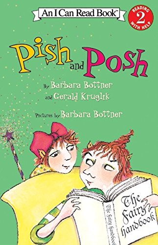 9780060514181: Pish and Posh (I Can Read - Level 2 (Quality))