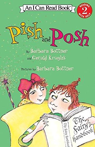 9780060514181: Pish and Posh (I Can Read Level 2)