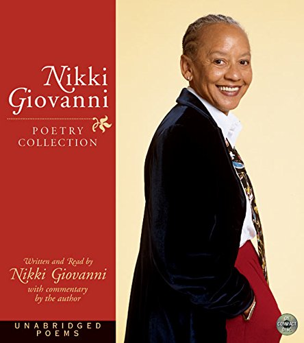 9780060514297: The Nikki Giovanni Poetry Collection CD