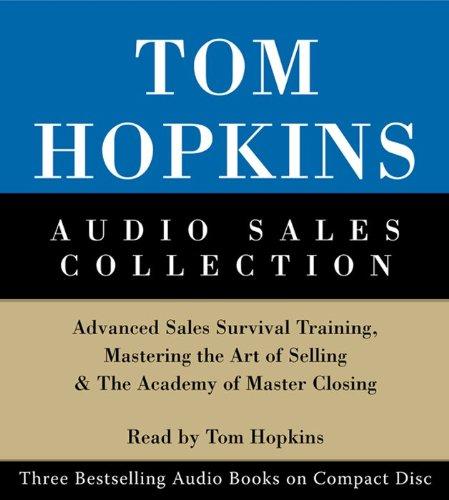 9780060514716: Tom Hopkins Audio Sales Collection