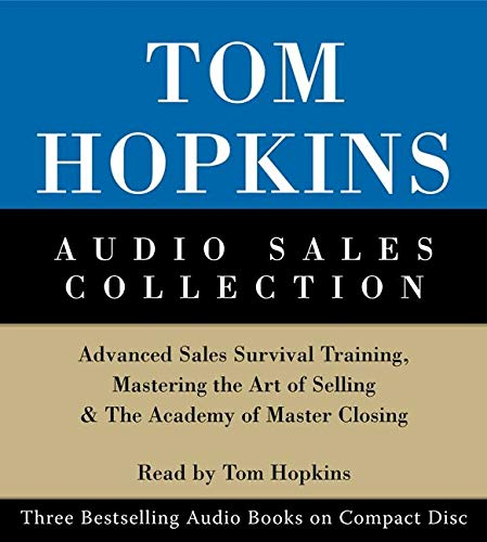 9780060514716: Tom Hopkins Audio Sales Collection