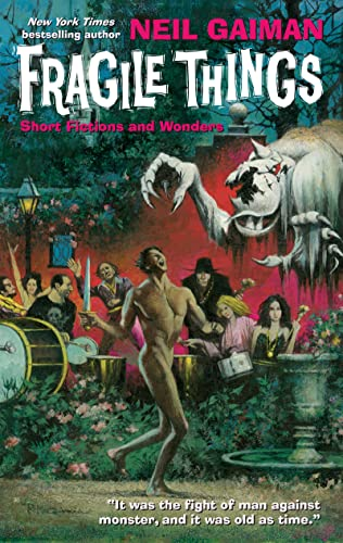 9780060515232: Fragile Things: Short Fictions and Wonders