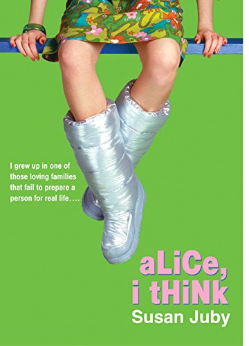 9780060515454: Alice, I Think