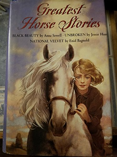 9780060515553: Greatest Horse Stories