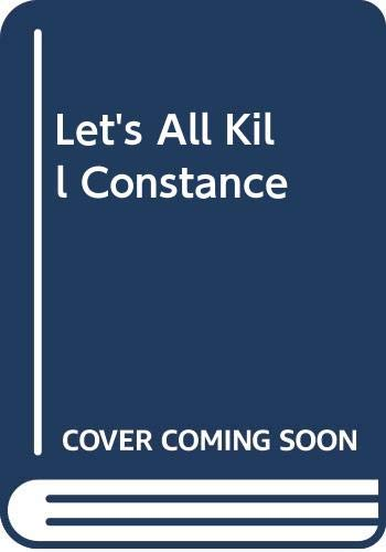 9780060515850: Let's All Kill Constance