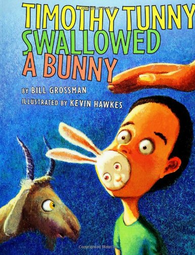 9780060516048: Timothy Tunny Swallowed a Bunny