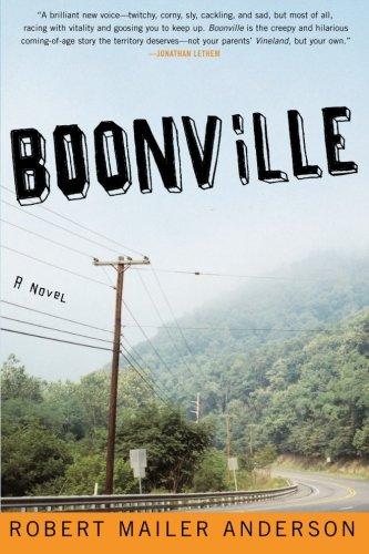 9780060516215: Boonville: A Novel