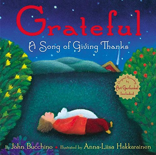 9780060516345: Grateful: A Song of Giving Thanks (Julie Andrews Collection)
