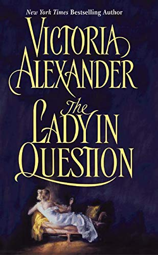 9780060517618: The Lady in Question (Effington Family & Friends)