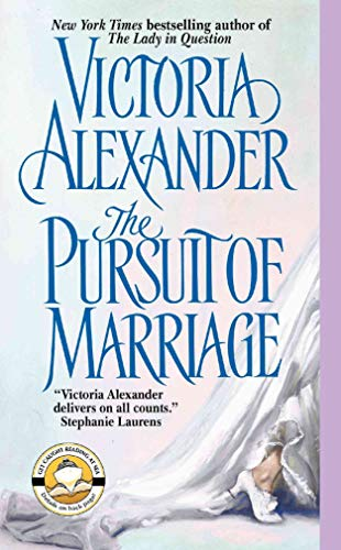 9780060517625: The Pursuit of Marriage (Avon Historical Romance)