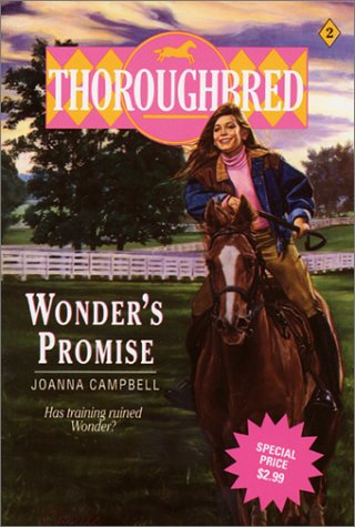 9780060517717: Wonders Promise (Thoroghbred #2)