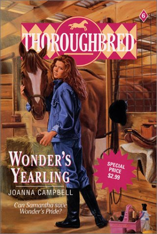 9780060517762: Wonder's Yearling (Thoroughbred, Book 6)