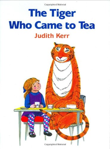 The Tiger Who Came to Tea (0060517808) by Kerr, Judith