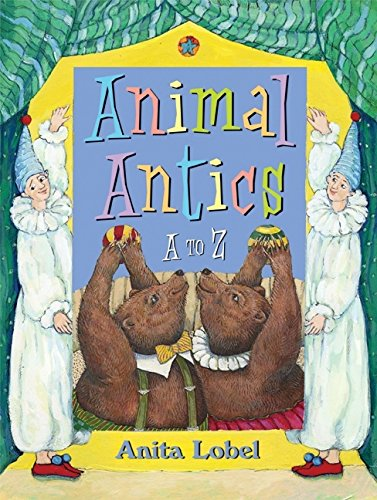 9780060518141: Animal Antics: A to Z