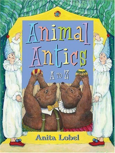 9780060518158: Animal Antics: A to Z