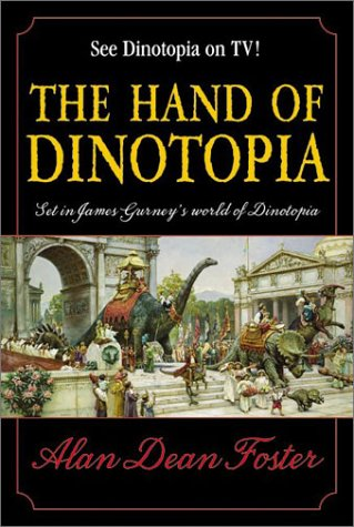 9780060518516: Hand of Dinotopia