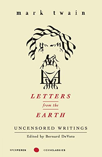 9780060518653: Letters from the Earth: Uncensored Writings (Perennial Classics)