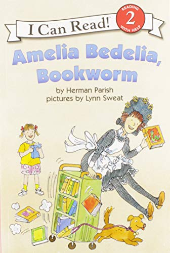 9780060518929: Amelia Bedelia, Bookworm (I Can Read Level 2)