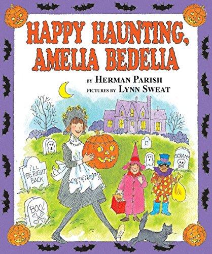 9780060518943: Happy Haunting, Amelia Bedelia (I Can Read Amelia Bedelia - Level 2)