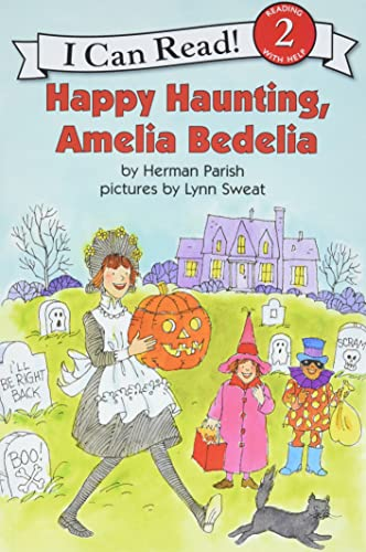 9780060518950: Happy Haunting, Amelia Bedelia (I Can Read Level 2)