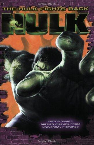The Hulk: The Hulk Fights Back: Jones, Jasmine