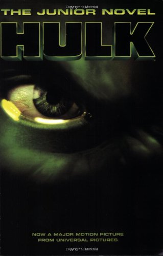 9780060519070: The Hulk: The Junior Novel